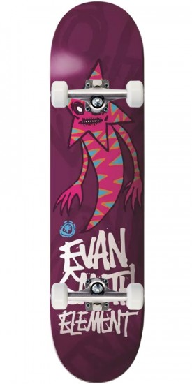Element Evan Sprites Skateboard Complete - 8.20""