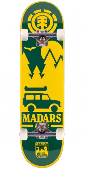 """Element Madars Patch Skateboard Complete - 8.25"""""""