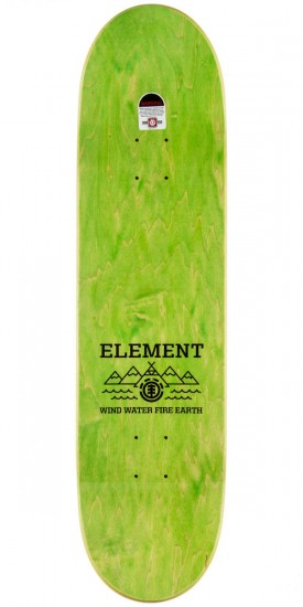 Element Madars Patch Skateboard Deck - 8.25""