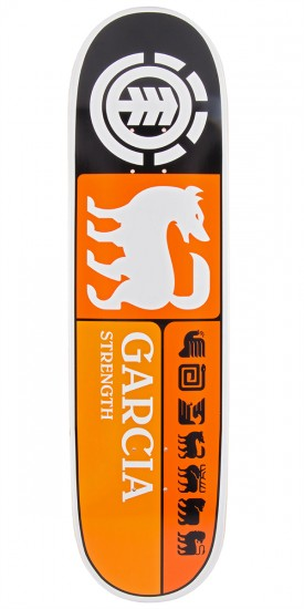 Element Nick Garcia Prismatic Skateboard Deck - 8.3""