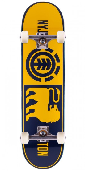 Element Nyjah Division Skateboard Complete - 8.0""