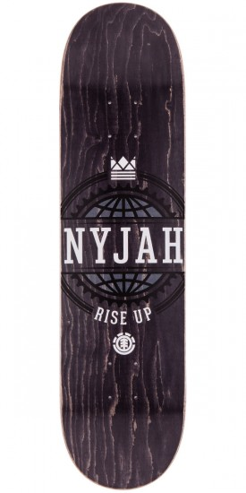 Element Nyjah Huston Icon Skateboard Deck - 8.0""
