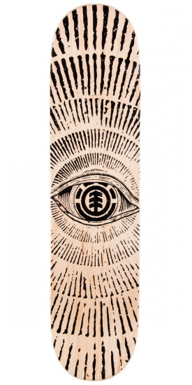 Element Nyjah Huston Tarot Card Skateboard Deck - 7.7""