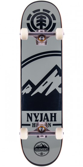 Element Nyjah Patch Skateboard Complete - 8.0""