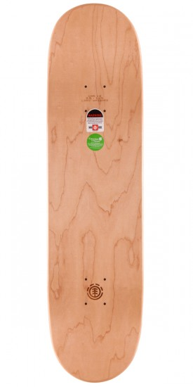 Element Timber Dead Ride Skateboard Deck - 8.2""