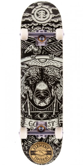 Element Timber Seal Center Skateboard Complete - 8.0""