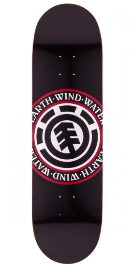Element Varied Seal Skateboard Deck - 8.5""