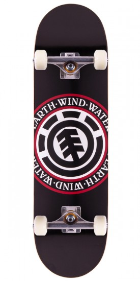 Element Varied Seal Skateboard Complete - 8.5""