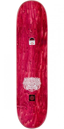 Element Westgate Blocks Skateboard Deck - 8.0""