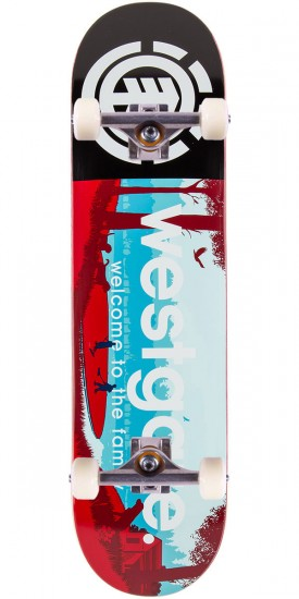 Element Westgate Welcome Skateboard Complete - 8.0""