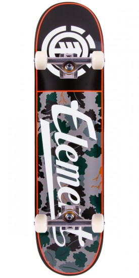 Element Wine Leaf Camo Skateboard Complete - 8.0""
