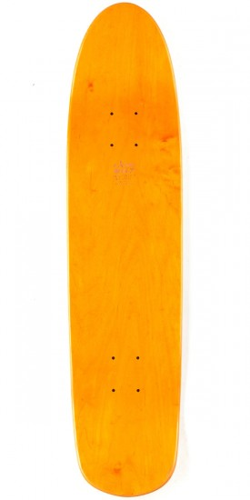 Enjoi Bitchin Camaro 67 R7 Skateboard Complete - Yellow - 7.75""