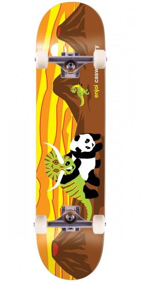 """Enjoi Horny IL Skateboard Complete - Caswell Berry - 8.0"""""""