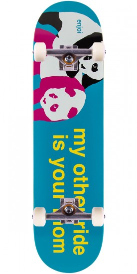 """Enjoi My Other Ride R7 Skateboard Complete - 8.0"""""""