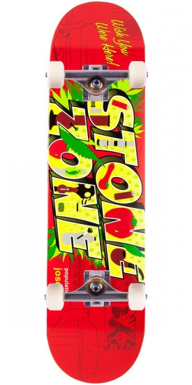 Enjoi Welcome To R7 Jose Rojo Skateboard Complete - 8.00""