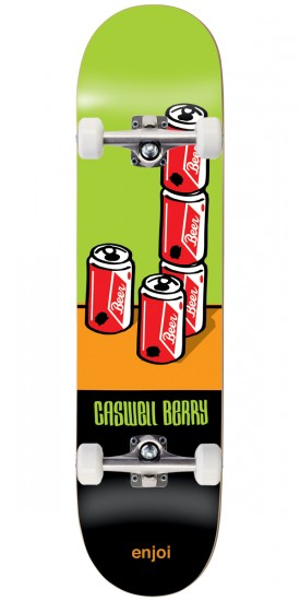 Enjoi Wray R7 Skateboard Complete - Caswell Berry - 8.0""