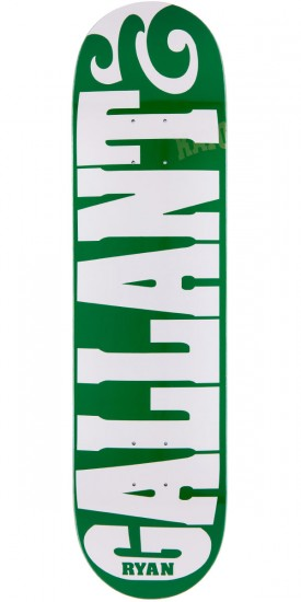 """Expedition Ryan Gallant First Name Basis Skateboard Deck - 8.00"""""""