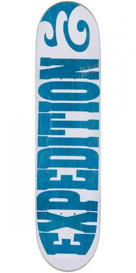 Expedition Ryan Gallant First Name Basis Skateboard Deck - 8.00""