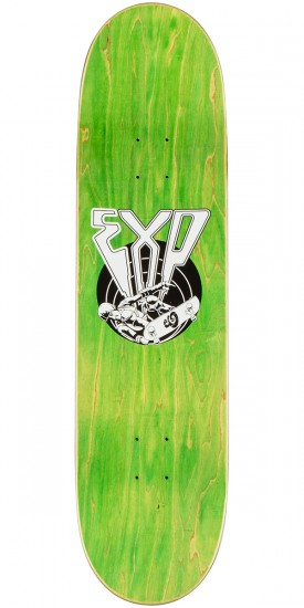 Expedition 720 Zered Skateboard Deck - 8.38""