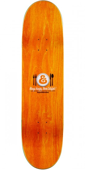 """Expedition Always Hungry Hoyle Skateboard Complete - 8.38"""""""