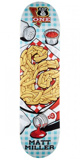 """Expedition Always Hungry Miller Skateboard Deck - 7.90"""""""