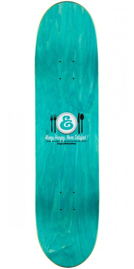 """Expedition Always Hungry Miller Skateboard Complete - 7.90"""""""