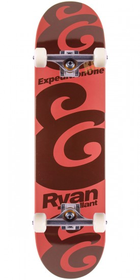 """Expedition High Gloss Gallant Skateboard Complete - 8.06"""""""