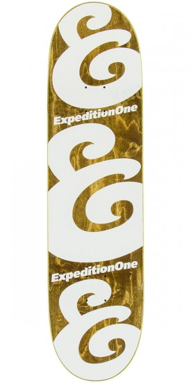 Expedition High Gloss Hamilton Skateboard Complete - 8.25""