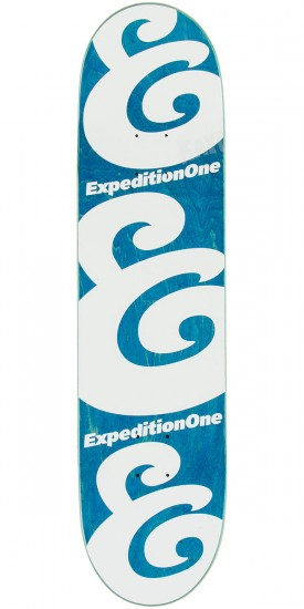 Expedition High Gloss Miller Skateboard Complete - 8.1""