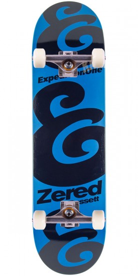 """Expedition High Gloss Zered Skateboard Complete - 8.38"""""""