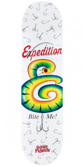"""Expedition Lure Skateboard Deck - 8.06"""""""