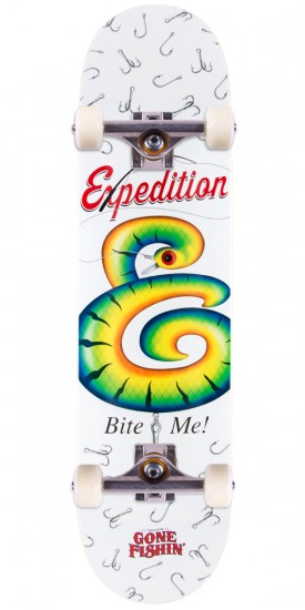 """Expedition Lure Skateboard Complete - 8.06"""""""