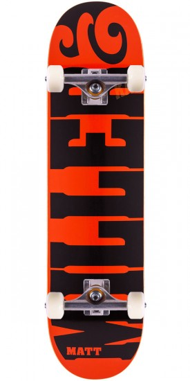 Expedition Matt Miller First Name Basis Skateboard Complete - 8.06""