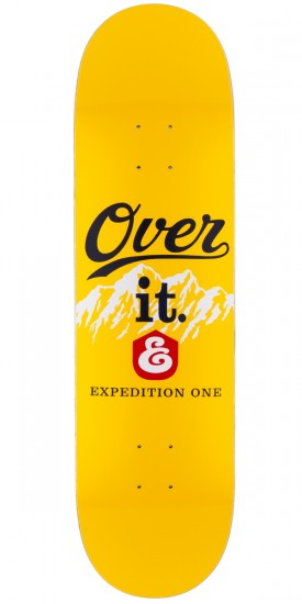 """Expedition Over It Skateboard Deck - 8.5"""""""