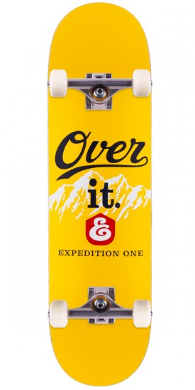 """Expedition Over It Skateboard Complete - 8.5"""""""