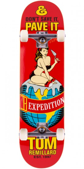 """Expedition Pave It Remillard Skateboard Complete - 8.25"""""""