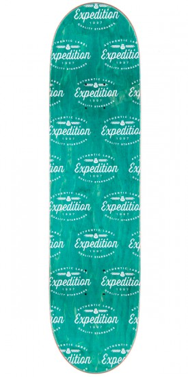 Expedition Premium Zared Skateboard Deck - 8.1""