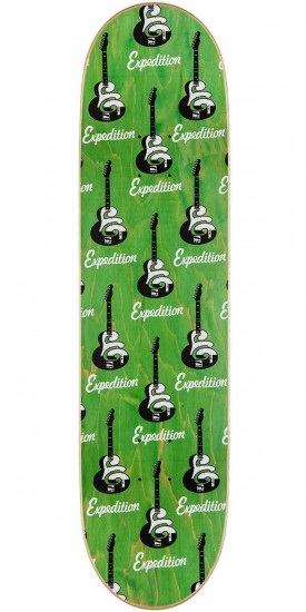 """Expedition Rob Welsh E-Guitar Skateboard Complete - 8.10"""""""