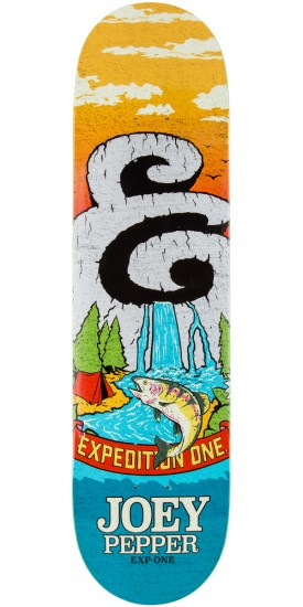 Expedition Rocky Pepper Skateboard Deck - 8.1""