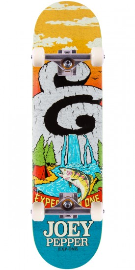 Expedition Rocky Pepper Skateboard Complete - 8.1""