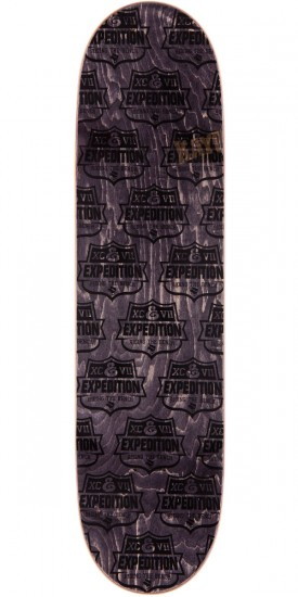 """Expedition Zered Bassett Bench Trophy Skateboard Complete - 8.38"""""""