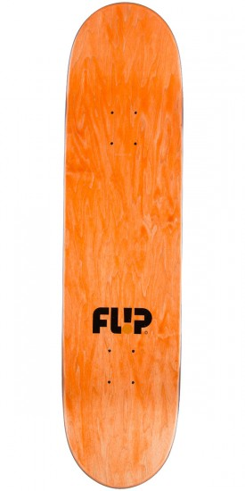 Flip Berger Mercenaries Series Skateboard Deck - 8.0""