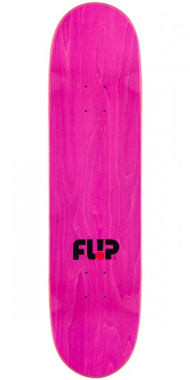 Flip David Gonzalez Unmatched Skateboard Deck - 8.00""