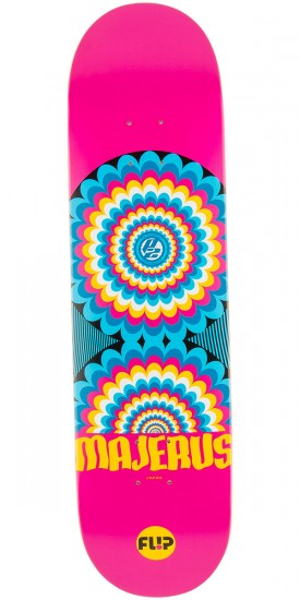 Flip Majerus Optical P2 Skateboard Deck - 8.25