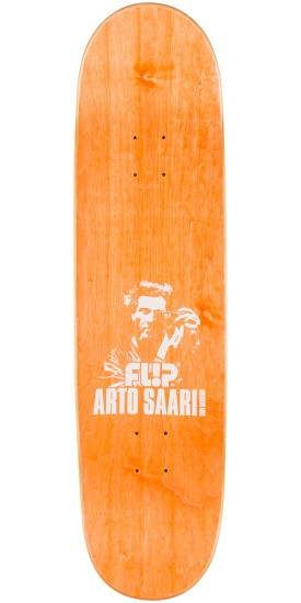 Flip Saari Side Mission Diver Skateboard Deck - 8.5