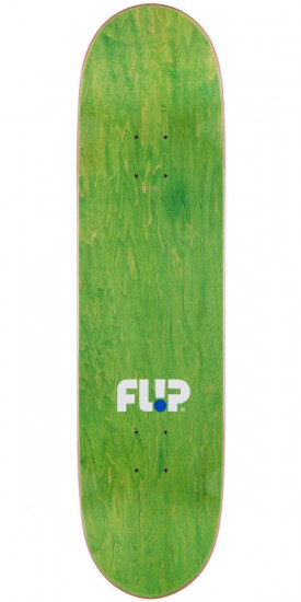Flip Team Odyssey Series Skateboard Deck - Navy - 8.00""