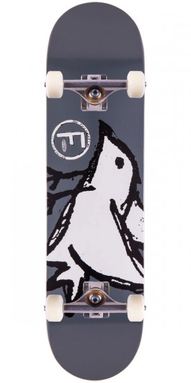 Foundation Big Big Bird Skateboard Complete - 8.0""