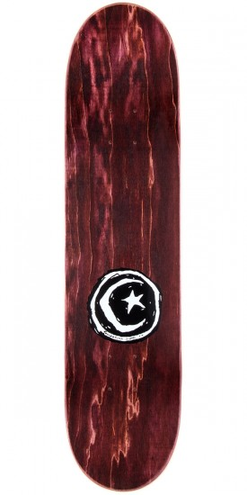 Foundation Star & Moon Swank Sketchbook Skateboard Complete - 8.125""