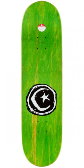 """Foundation Star And Moon Glitch Skateboard Complete - 8.25"""""""