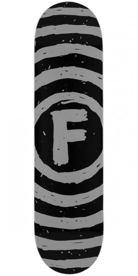 Foundation Vertigo Sketch Skateboard Deck - 8.0""